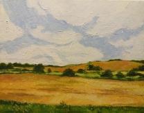Fields of South Moravia