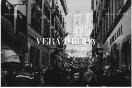 Vera Hruba_front pic